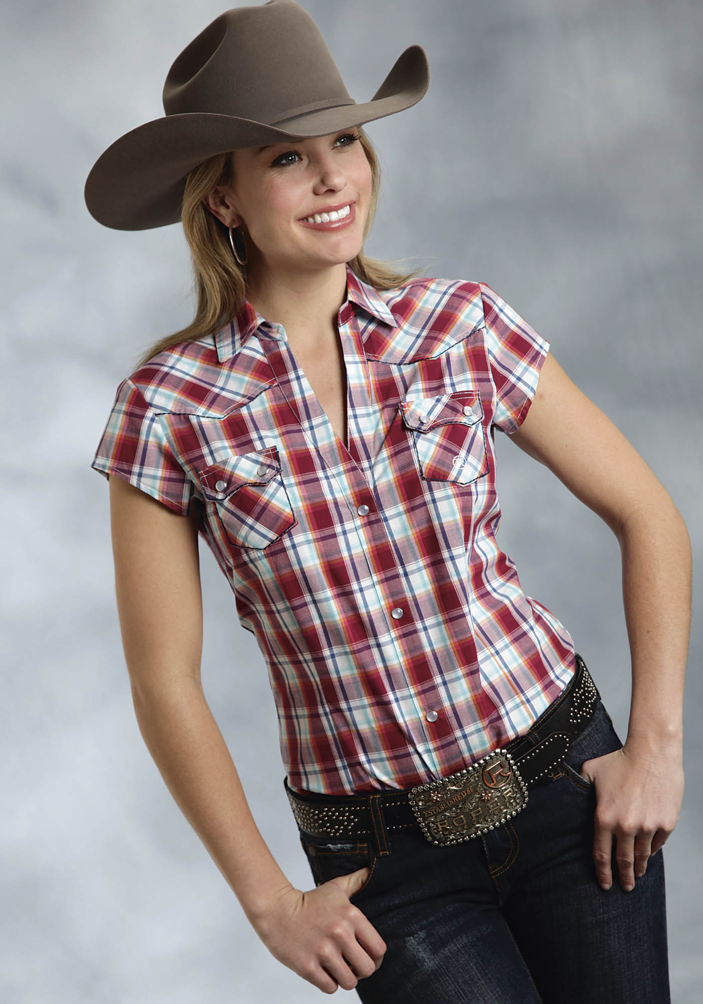 Cowgirl Shirts For Women 624a1043ba7d